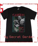 QUEEN News Of The World official T shirt MEN MEDIUM , Freddie Mercury - $20.99