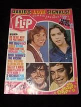 Flip Teen Magazine January 1971 David Cassidy Partridge Family Brady Bun... - $24.99