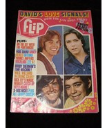 Flip Teen Magazine January 1971 David Cassidy Partridge Family Brady Bun... - $28.99