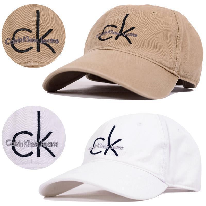Calvin Klein CK Men's Adjustable Embroidered Logo Baseball Dad Hat Cap 41HH90