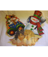 3 EMPTY Holiday Seasons Paper Gift Bags - $19.99