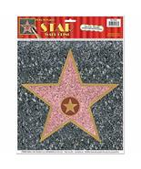 Party Central Club Pack of 12 Hollywood Celebrity Star Peel N' Place Dec... - $45.04