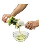 Handy Vegetable Spiralizer Cucumber Grater Kitchen Gadgets Cooking Tools... - $14.94