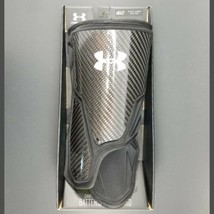 $59 Under Armour Baseball Shin/Ankle Gaurd Adult Right Hand Batter Carbo... - $28.82