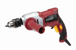 1/2 In. Heavy Duty Variable Speed Reversible Drill - $52.75