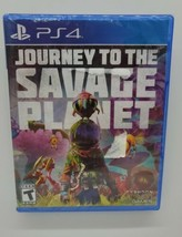 Journey To The Savage Planet: Playstation 4 [Brand New] PS4 - $13.82