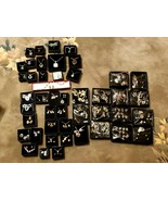 45 Brand New Costume Jewelry LOT in Gift Boxes Necklaces Earrings Sets - $375.25