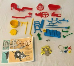 Mouse Trap Board Game Replacement Parts Pieces Choice Movers Mice Cheese... - $4.99