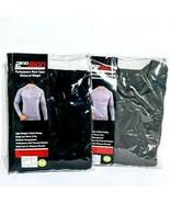 Set of 2 Mens 2nd Skin Performance Base Layer Universal Shirt Size Medium - $14.50