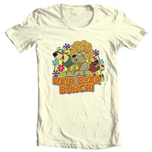 The Hair Bear Bunch T-shirt 80s Saturday Morning Cartoons 100% cotton tee image 2