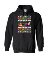 Ho Ho Ho Homo Happy Holigays G185 Gildan Pullover Hoodie 8 oz. - $29.50+