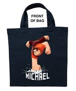 Wreck It Ralph Trick or Treat Bag, Personalized Wreck It Ralph Halloween... - $11.99+