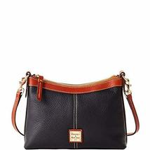 Dooney & Bourke Pebble Crossbody Pouch Black
