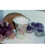 """Vintage Wild Rose Schumann Arzberg German Bavaria Cup / Glass 3.5"""" - $13.85"""
