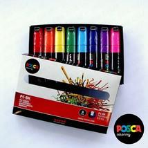 POSCA Art Paint Markers PC-8K Essentials Set of 8 - Box set - $40.95