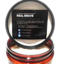 Premium Shaving Soap for Men By Sir Hare - Barbershop Fragrance - Shave Soap Tha image 7