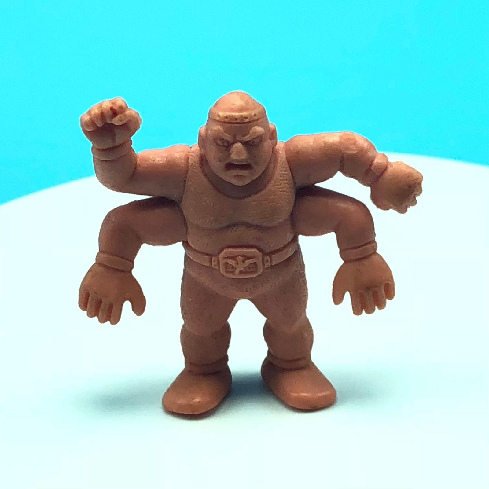 """Men Kinnikuman Flesh Color 2/"""" Cobra Satan Figure #193 Mattel 80/'s M.U.S.C.L.E"""