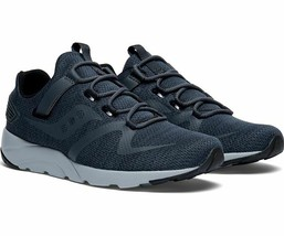 Saucony Grid 9000 MOD Men's Shoe Black/Dark Grey, Size 13 M - $55.43