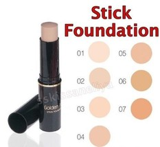 Golden Rose Stick Foundation - Smooth & Velvety Skin Different Shades - $10.99