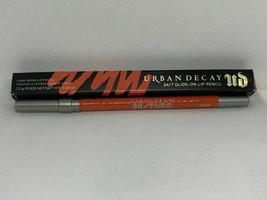 NIB Urban Decay Crash Full Size 24/7 Glide on Lip Pencil 0.04 oz - $14.00