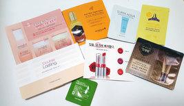 Beauty Holiday Korean Sample Bag - $49.99