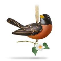 Hallmark Keepsake Christmas Ornament 2018 Year Dated, Beauty of Birds Robin - $9.90