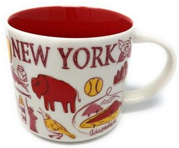 Starbucks 2018 New York State Been There Collection Coffee Mug NEW IN BOX - $29.99