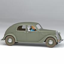 Emir's Lancia Aprilia 1/24 Voiture Tintin Cars New 2019 Land of the black Gold image 2