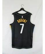 NWT Men's Kevin Durant Brooklyn Nets Nike Swingman Jersey (LRG)   City E... - $148.49