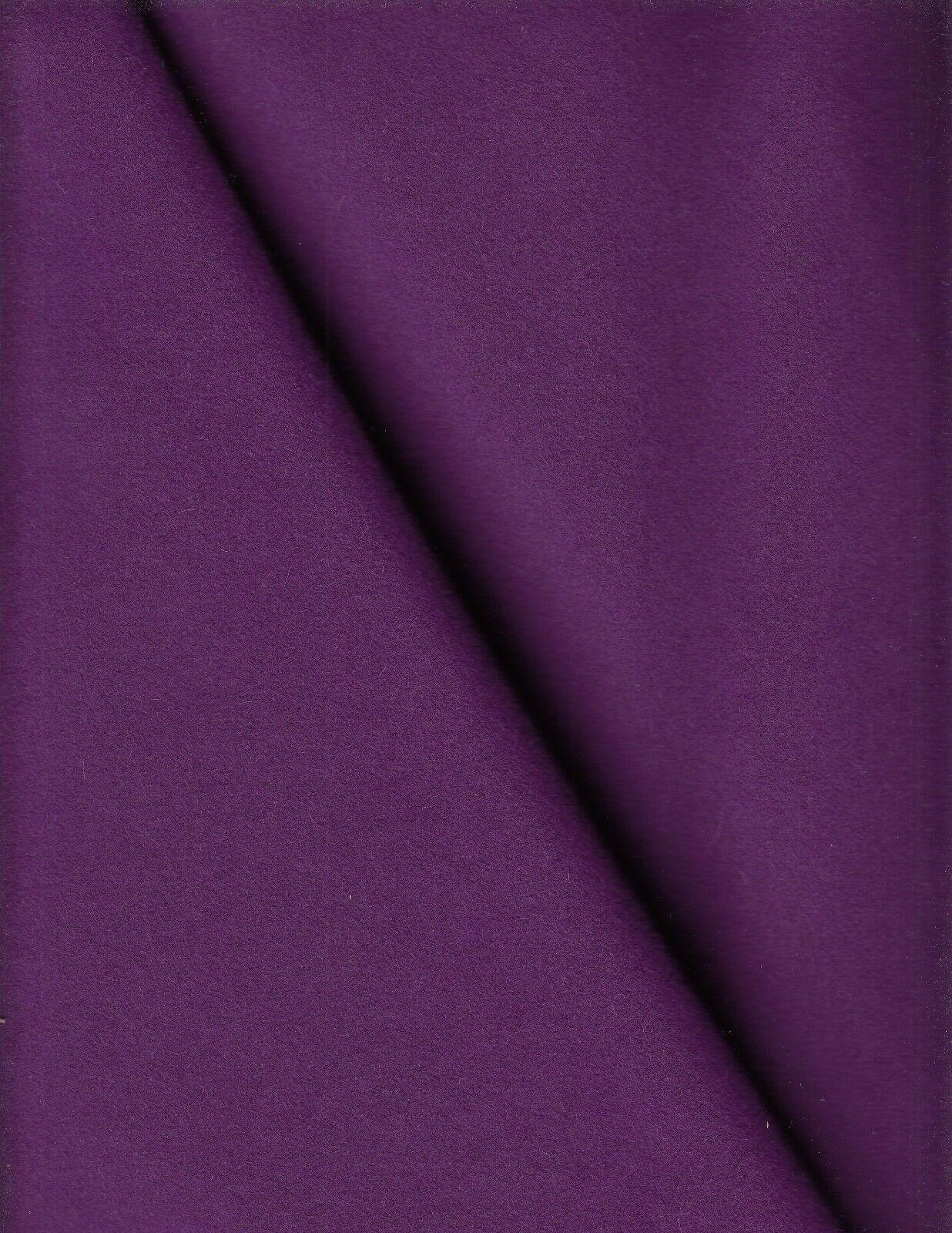 Camira Upholstery Fabric Blazer Loughborough Purple Wool CUZ2A 1.125 yards DR