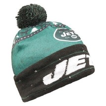 NFL New York Jets 2018 Style Ugly Light Up Beanie Hat - €25,34 EUR