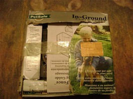 B4 - PetSafe ~ IN-GROUND RADIO FENCE ~ NEVER USED ! KNOXVILLE TN MADE IN... - $128.69