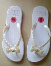 Kate Spade Denise Rose Dew Flip Flops Womens Size 6 NEW W/O BOX - $25.00