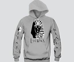 "Last Kings ""3Prints"" Unisex Hooded Sweatshirt Funny and Music - $28.00+"