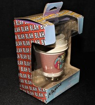 "Hallmark Maxine & Floyd ""Caution: Hot & Bothered"" Coffee Cup Ornament in... - $11.00"