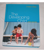 The Developing Child by Helen L. Bee 1999, Hardcover, 9th Edition, Free ... - $26.57