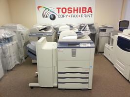 Toshiba E-Studio 655se Copier-Printer-Scanner. Low Count - $2,803.84