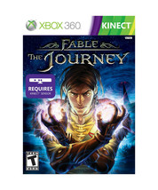 Fable: The Journey (Microsoft Xbox 360, 2012) Brand New Factory sealed - $9.46