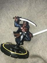 Heroscapes Super Hero Marvel Figure Game Piece Cake Topper Blade 26 #025 - $14.85