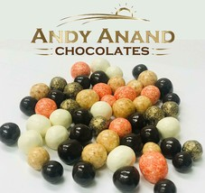 Andy Anand Chocolate Cordial Bridge 6 Flavors Box 1 lbs With Free Air Shipping - $22.84