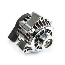 A-Team Performance GM CS130D Style High Output 180 Amp Alternator Compatible wit