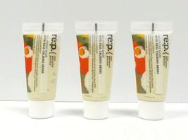 3 re:p Bio Fresh Mask Real Calming Herbs .70 oz Each Tube Real ~ Ipsy Lot of 3 - $9.79