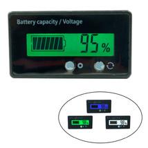 New 8 70V LCD Acid Lead Lithium Battery Capacity Indicator Voltmeter Vol... - $3.94