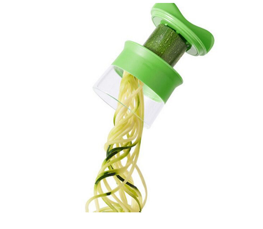 stenzhorn fruit Spiralizer Plastic Vegetable Slicer