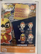 FUNKO POP! Conan Without Borders: LUCHADOR CONAN Gamestop Exclusive image 4