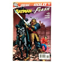 "The Brave and the Bold #13 DC 2008 NM ""American Samuroids"" Batman Flash ... - $3.91"