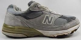 New Balance 993 Men's Running Shoes Size US 12.5 2A EXTRA NARROW EU 47 MR993GL