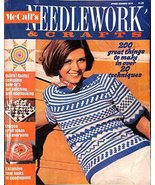 McCall's Needlework & Crafts Spring-Summer 1974 [Journal] Multiple authors - $2.95