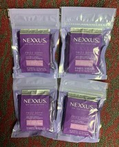 4 Pack Nexxus Frizz Defy Anti-Frizz Sheets Argan Oil 8 Sheets ea. - $10.88