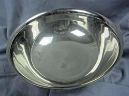 "Sheridan Taunton Silversmiths Silver plated Bowl 8"" diameter Pedestal Lt... - $15.88"